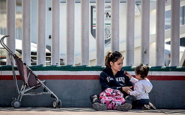 Se integran a México niños nacidos en EU