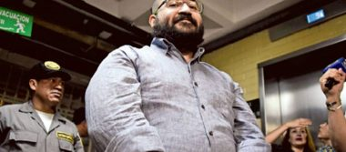 Revisarán pruebas contra el exgobernador de Veracruz, Javier Duarte