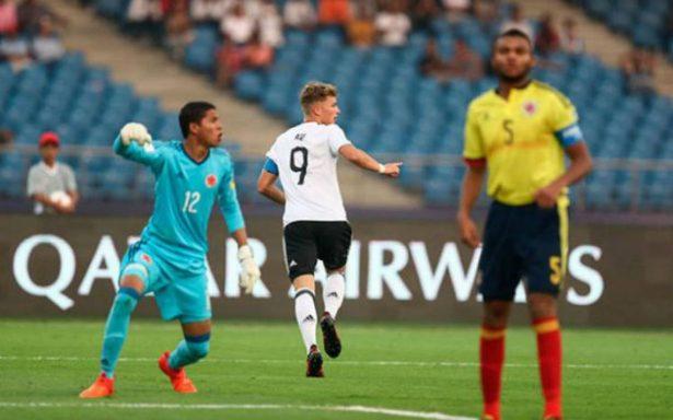 Alemania, primer clasificado a cuartos en Mundial Sub 17