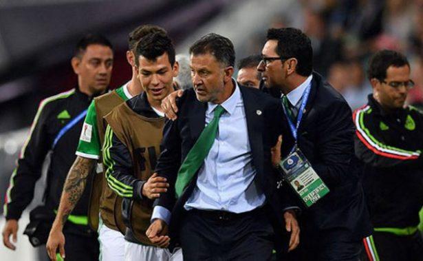 Osorio, en los planes de la Femexfut para otro mundial