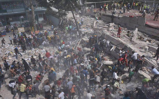 Recorrido en dron: Así quedó destruida la Ciudad de México hace un año tras sismo