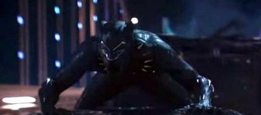 """Lanzan trailer de """"Pantera Negra"""", la nueva apuesta de Marvel"""