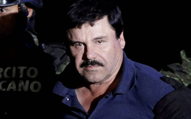 Juez de EU rechaza cambiar de lugar el juicio de El Chapo
