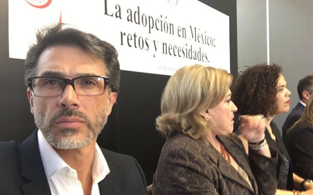 Sergio Mayer, virtual candidato de Morena para ser diputado