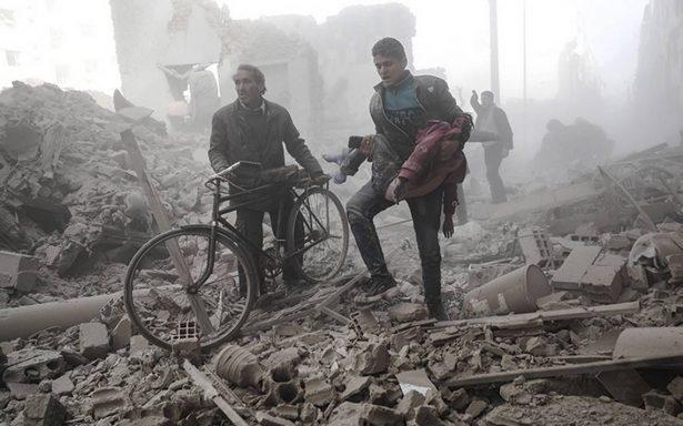 ONG: Más de 346 mil personas muertas en Siria desde 2011
