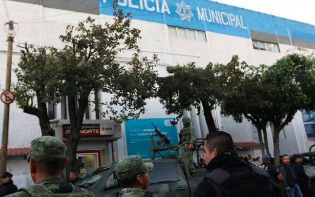El estado debe asumir seguridad de Tlaquepaque por desarme a policías