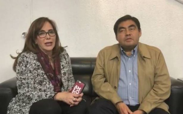 Impugnaremos: Barbosa afirma que habrá segunda elección en Puebla