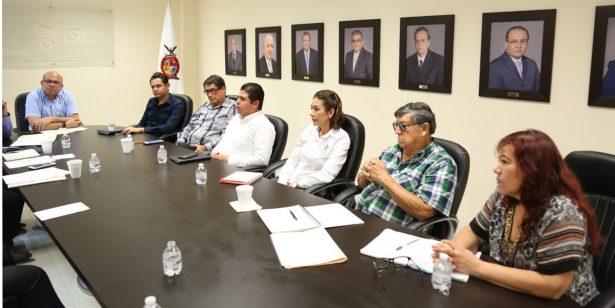 Se reúne Papik Ramírez Bernal con directores de cultura del centro de Sinaloa