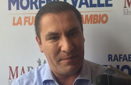 Plantea Moreno Valle frente amplio opositor para 2018