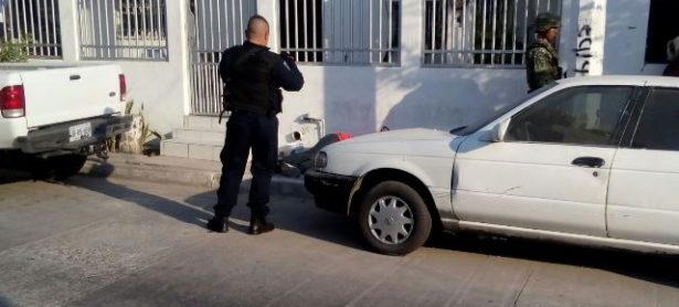 Pánico en la colonia Morelos por atentado contra otro policía