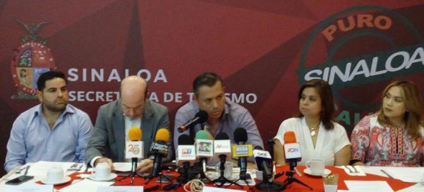Sinaloa invertirá 1.4 millones de dólares para promocionarse en el extranjero