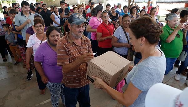 DIF Sinaloa entregó más de 35 mil despensas para Culiacán