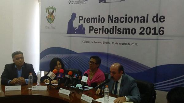 La UAS invita a los periodistas a participar en el Premio Nacional de Periodismo