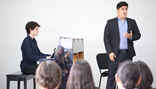 Se aproxima audiciones para licenciaturas en Pedagogía Musical y en Canto de la ESUM