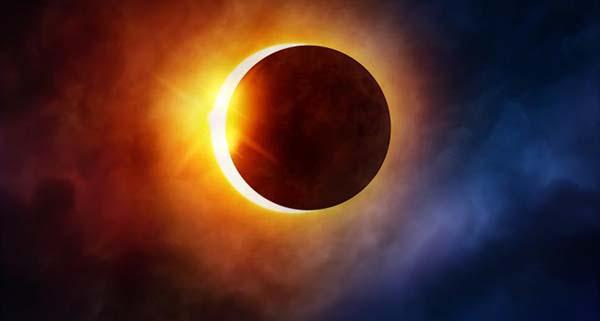 Ver directamente el Sol durante el eclipse puede dañar la retina