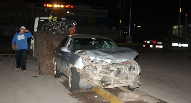 Una persona muere en un accidente en moto