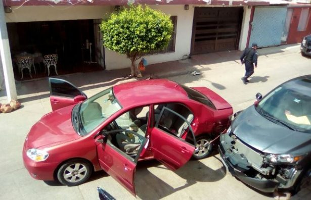 Atacan a una persona a espaldas del Sol de Sinaloa