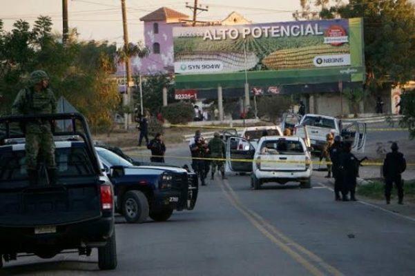 Repunta la violencia en Navolato  en víspera de su 35 aniversario