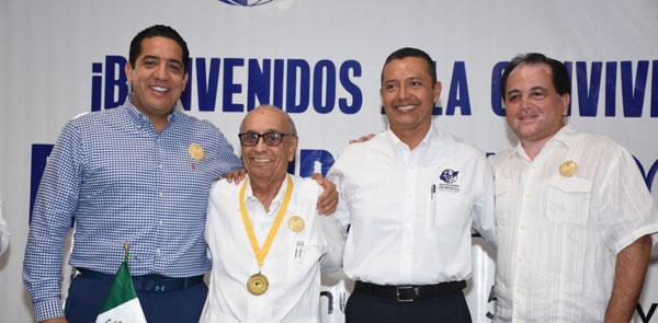 """Instituye EVyM Premio al Mérito Ejecutivo """"Luis Terrazas López"""""""