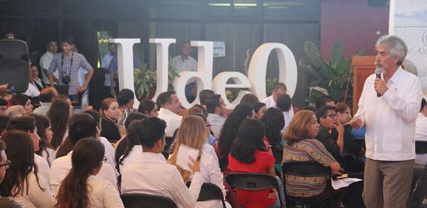 A 38 años de su fundación UDO en vías de su madurez: Dr. Enrique Villa