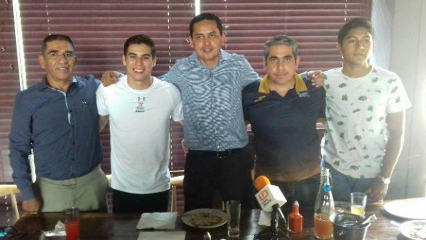 Javier Rojo y Jacobo ya son PMD