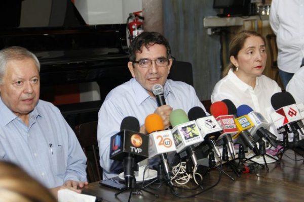 El PAS regresará 3.5 mdp para la reconstrucción por sismos