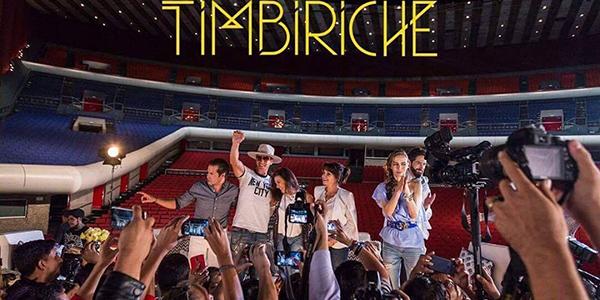 """Timbiriche derrocha energía en inicio de su gira """"Juntos"""""""
