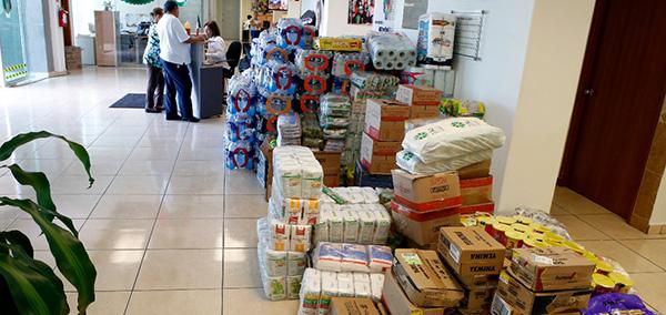Sinaloa mantiene activos sus centros de acopio