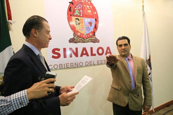 Gobernador designa a Homobono Rosas como nuevo Coordinador de Asesores