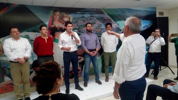 Asumo Alfonso Inzunza secretaría adjunta del CDE del PRI