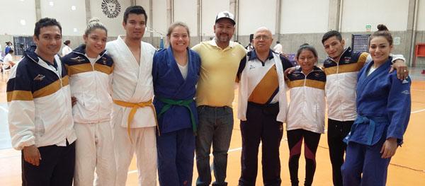 Con un centenar de exponentes la Copa UAS de judo