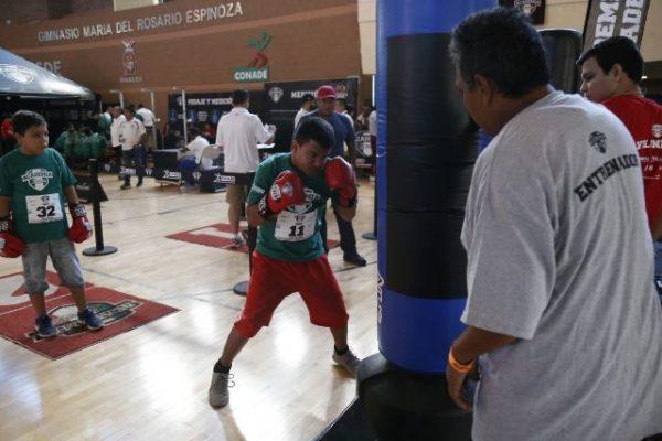 Talento de Sinaloa sorprende a especialistas cubanos de boxeo
