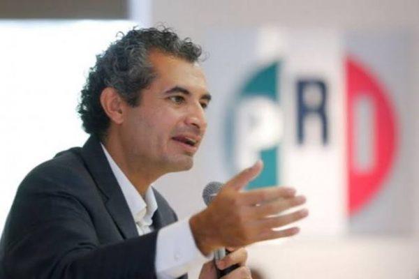 Afirma Enrique Ochoa que en Sinaloa el PRI ganará elecciones en 2018