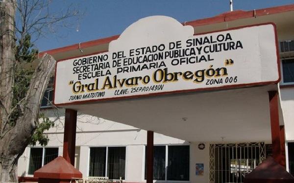 La escuela Álvaro Obregón es segura: perito especializado