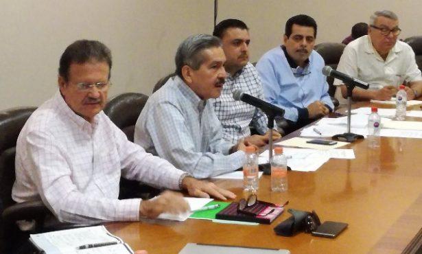 Encabeza Gómez Flores reunión con 18 ayuntamientos