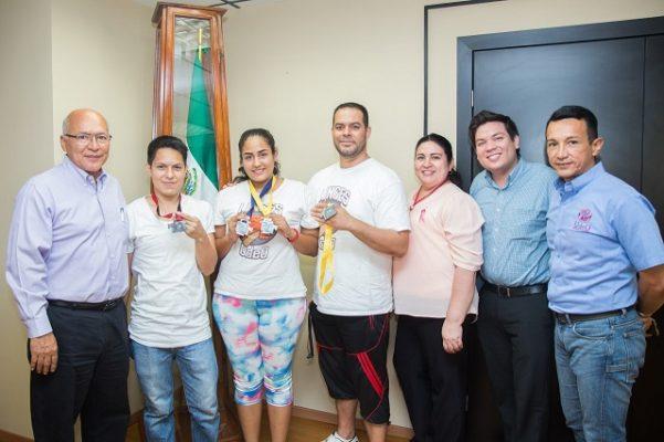 Estudiantes de la UdeO logran oros y plata en Nacional de Taekwondo