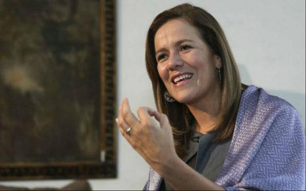 Me voy sin rencor: Margarita Zavala tras renunciar al PAN