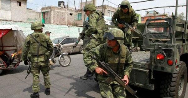 Militares estarán en Sinaloa por tiempo indefinido: Quirino