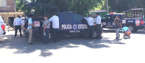 Asesinan a un llantero en la Esthela Ortiz