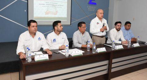 Firma Icatsin convenios con cámaras y organismos del Valle del Évora