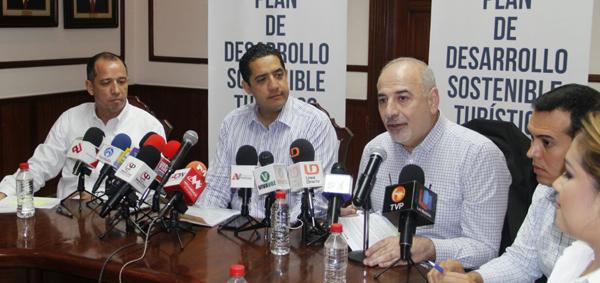 Presentan Plan de Desarrollo Sostenible Turístico