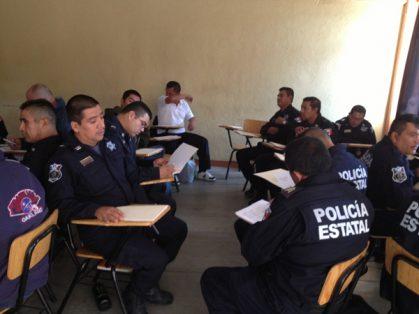 talleres a policias