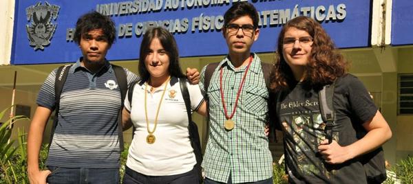 Destacan alumnos de la UASen Olimpiada Nacional de Física