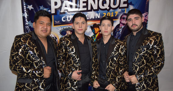 Alta Consigna surca el éxito en el Palenque Culiacán