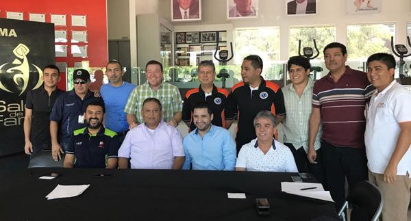 Fausto Castaños y Joel Rodríguez