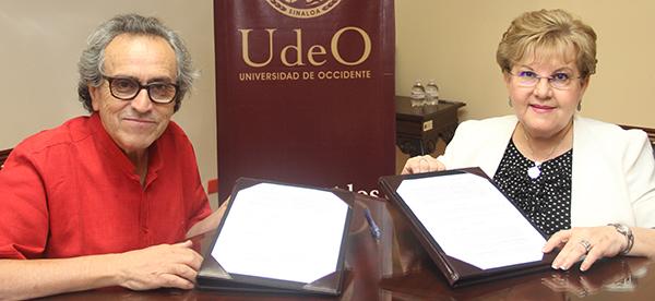 Firma convenio la UdeO con la UNAM para programa de Maestría y Doctorado en Ciencias de la Salud