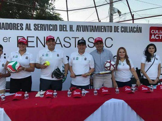 Inauguran el primer Torneo Mixto Penta STASAC