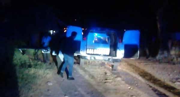 Matan a un desconocido en la Huizaches