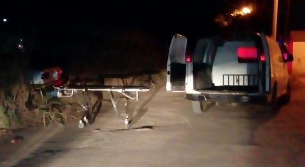 Matan a un joven en el fraccionamiento Girasoles