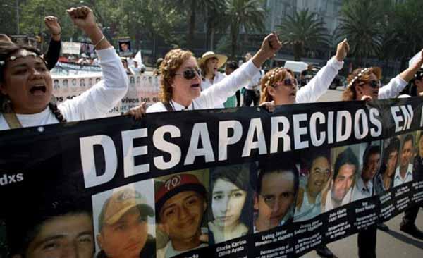 Proponen crear una Comisiónde Búsqueda de Desaparecidos